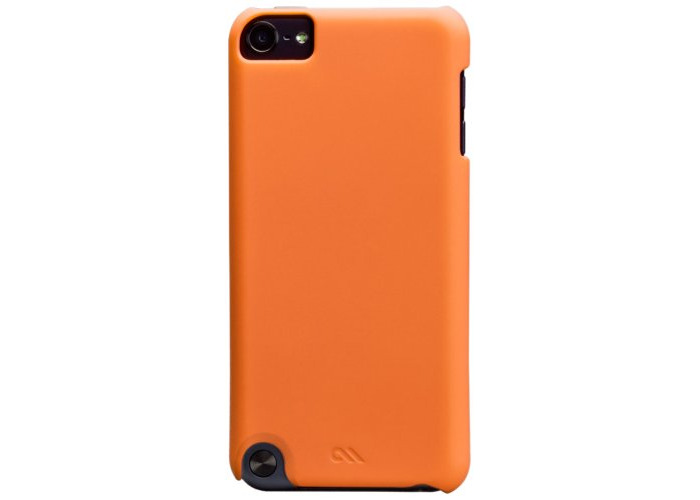 Case-mate Barely There Cases for Apple iPod 5G - Orange - 1