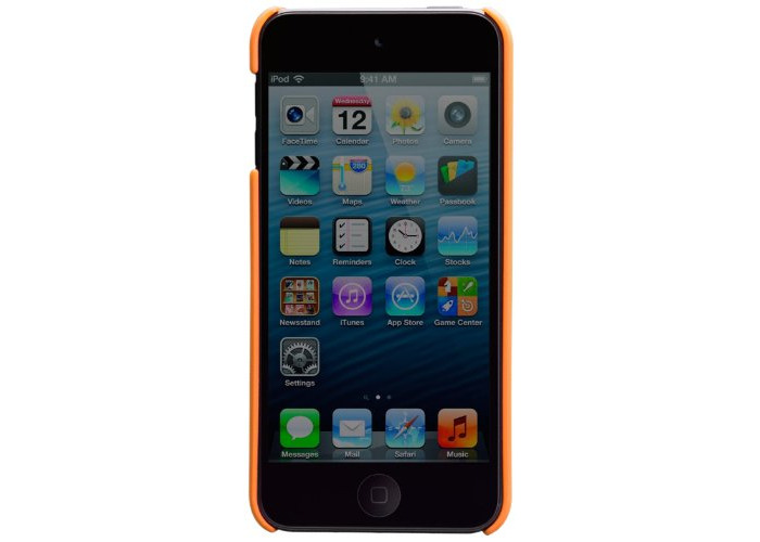 Case-mate Barely There Cases for Apple iPod 5G - Orange - 2