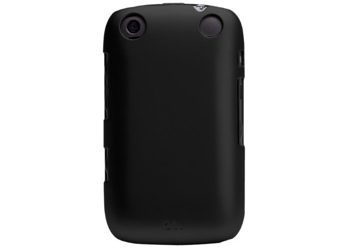 Case-Mate Barely There Cases for Blackberry 9320 - Black - 2