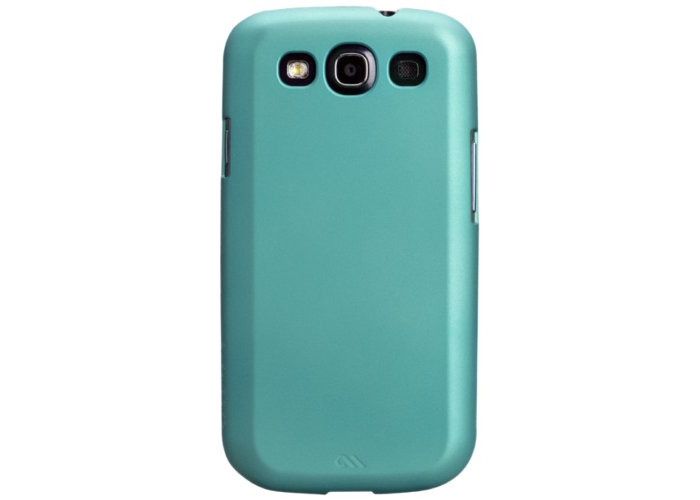 Case-Mate Barely There Samsung Galaxy S3 - Turquoise - 1
