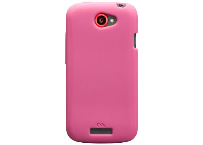 Case-Mate Emerge Smooth Case for HTC One S - Pink - 2