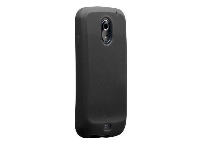 Case-Mate Emerge Smooth Case for Samsung Galaxy Nexus - Black - 1