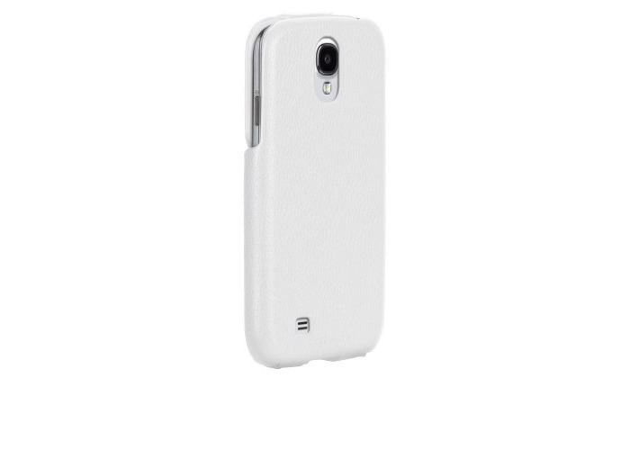 Case-mate Signature Collection Flip Case for Samsung Galaxy S4 - White - 1