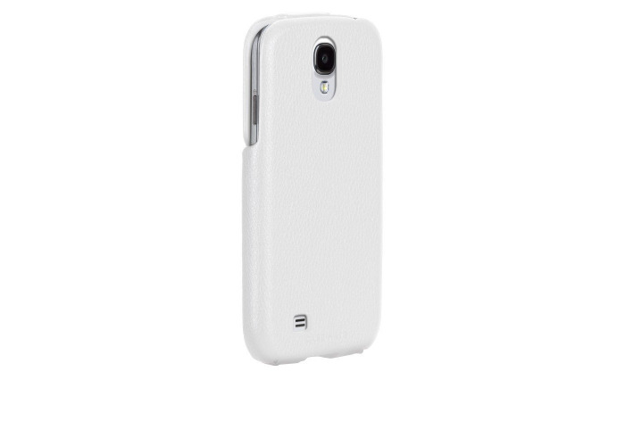 Case-mate Signature Collection Flip Case for Samsung Galaxy S4 - White - 2