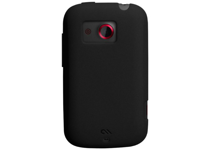 Case-Mate Smooth Cases for HTC Desire C - Black - 1
