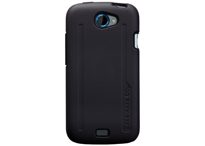 Case-Mate Tough Case for HTC One S - Black - 1