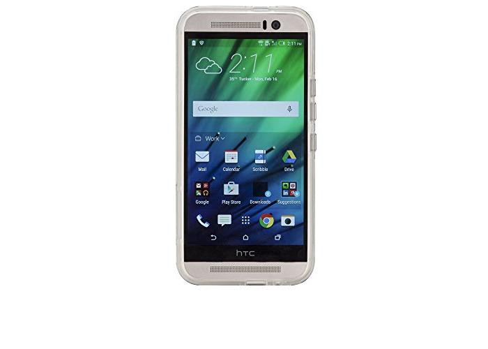 Case-Mate Tough Case for Samsung Galaxy S6 Edge+ - Clear - 1