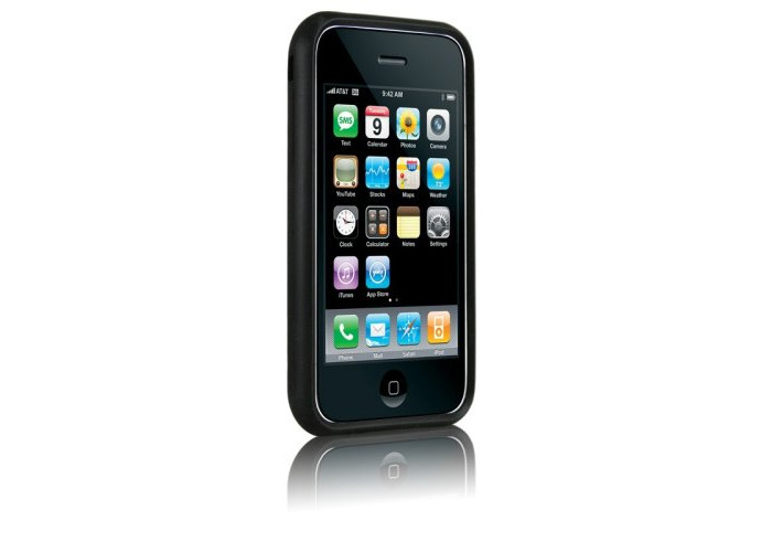 Case-Mate Vroom For iPhone 3G & 3GS  - Black - 2