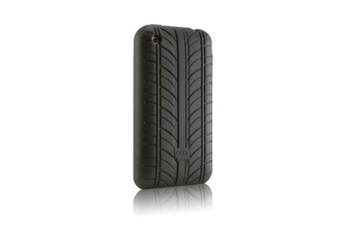 Case-Mate Vroom For iPhone 3G & 3GS  - Black - 1