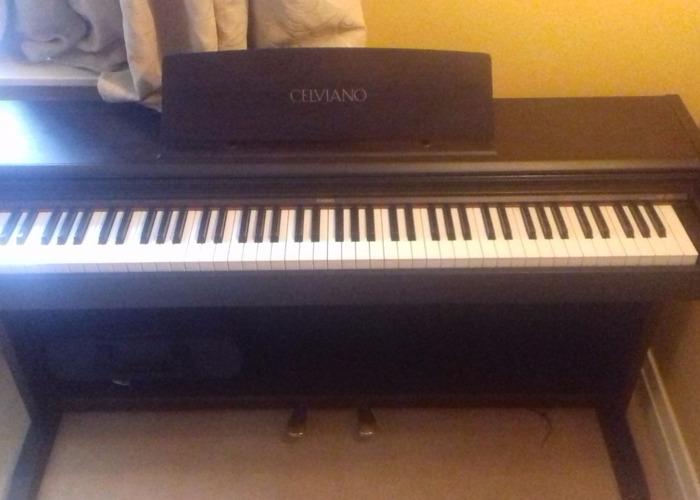 Casio Celviano AP-25 Digital Piano - 1