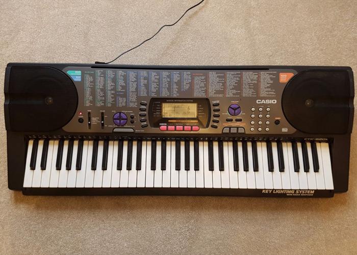 Casio Keyboard - 1