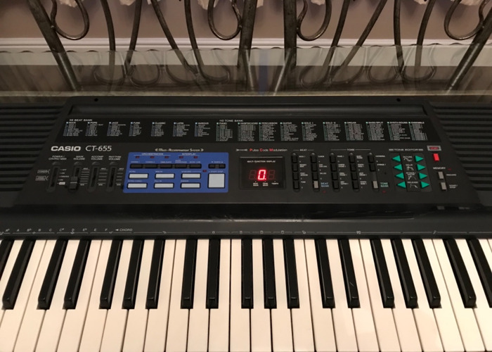 Casio Keyboard - 1