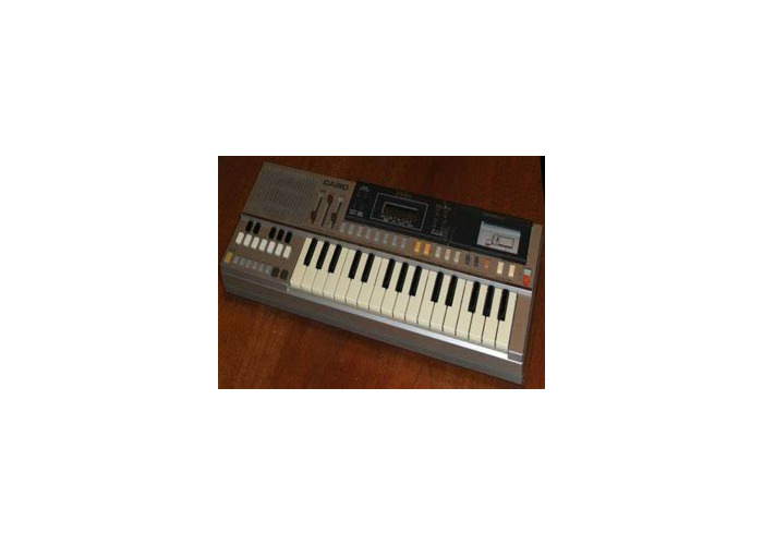 Casio keyboard, used few times only - 1