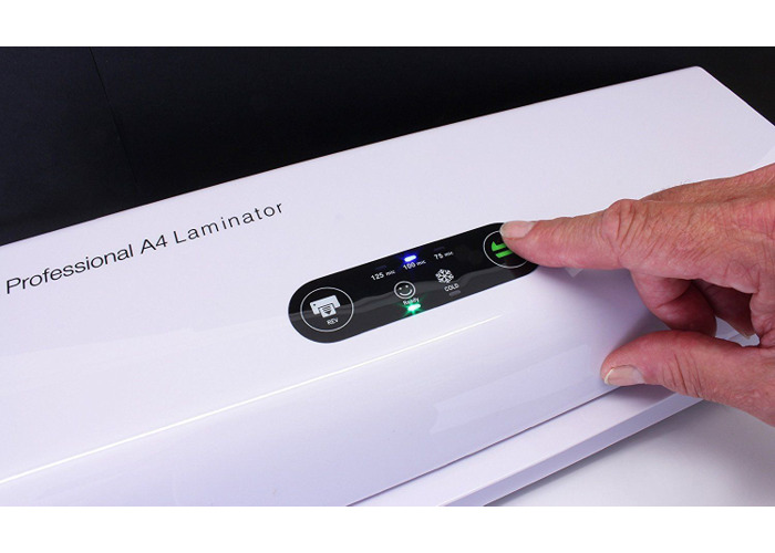 Cathedral Products A4 Professional Series Laminator Machine for Office/Home - White - 2