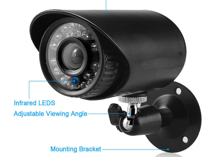 CCTV System for in door & outdoor - 2