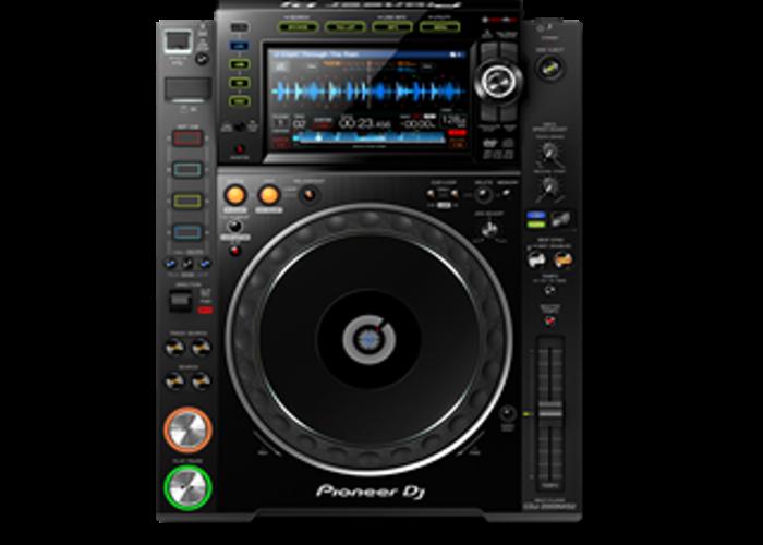 CDJ 2000 NEXUS 2   Pioneer DJ - 2