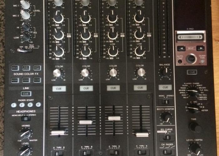 Pioneer Cdjs 2000 NXS2 x2, DJM-900 Serato - 2