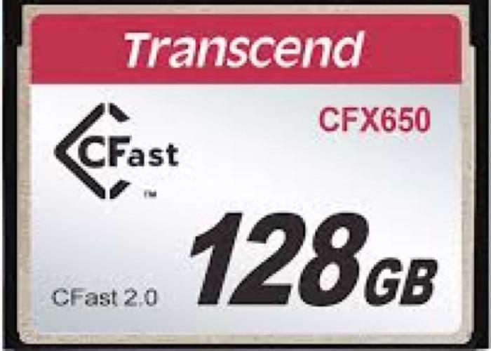 C-Fast 2.0 128gb Card - 1