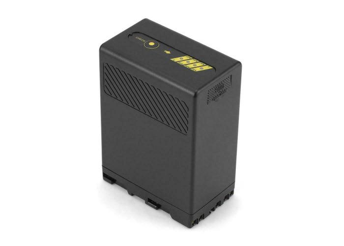 CGPro BP-U75 DV Camcorder Battery for Sony BP-U Series PXW-FS5 PXW-FS7 - 2