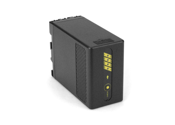 CGPro BP-U75 DV Camcorder Battery for Sony BP-U Series PXW-FS5 PXW-FS7 - 1