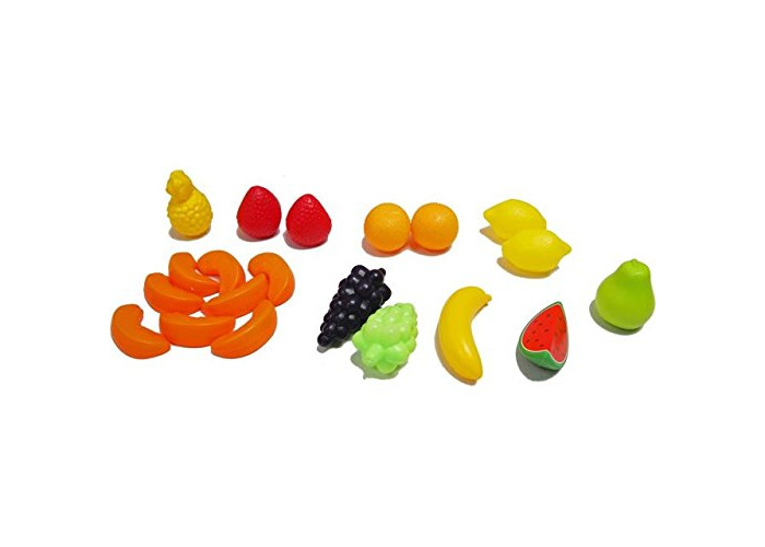 Chad Valley 120 piece play food set - 2
