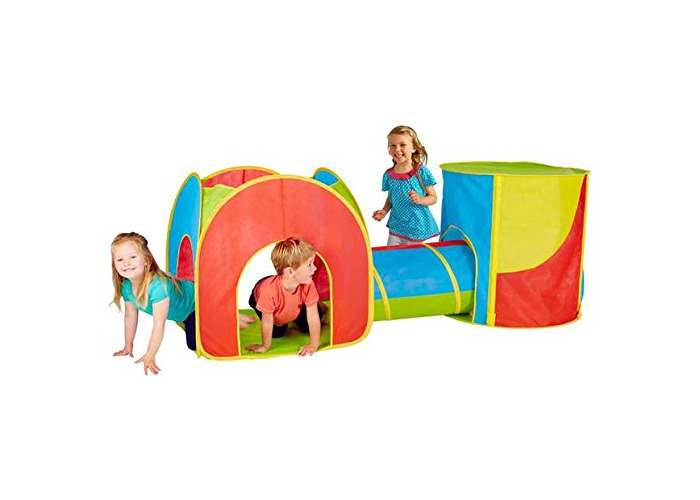 Chad Valley Combo 3-in-1 Playtent. - 1