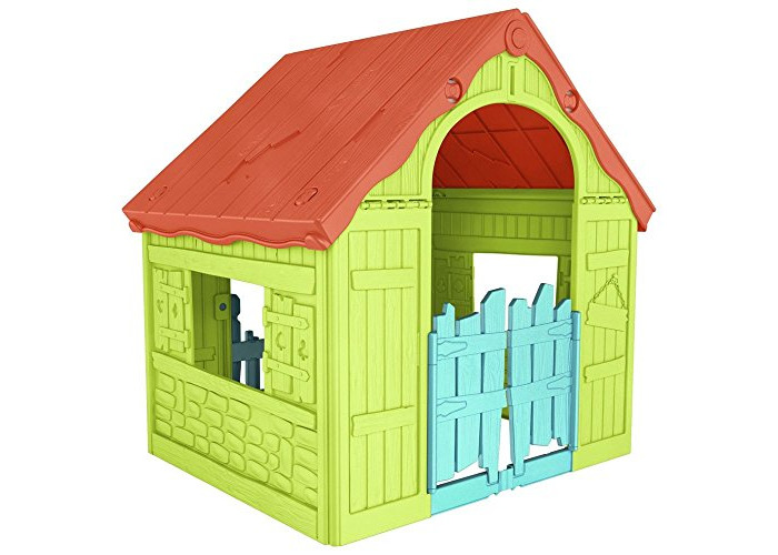 Chad Valley Foldable Wendy Playhouse - 1