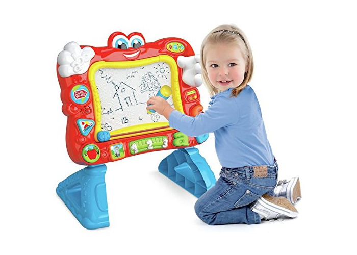 Chad Valley Interactive Magnetic Easel (991472877) - 2