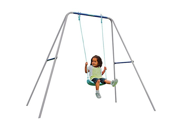 Chad Valley Kids' Active 2-in-1 Swing. - 1