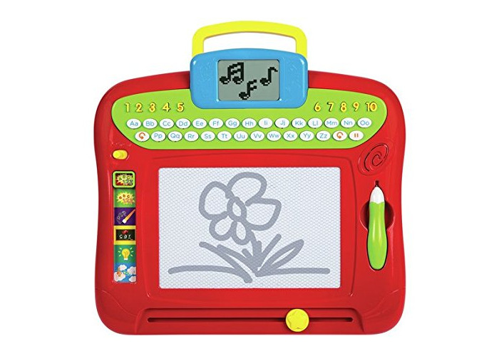 Chad Valley PlaySmart Write And Draw Learning Board - 1