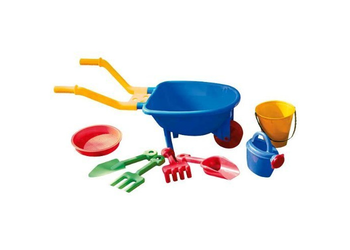 Chad Valley Wheelbarrow Set. by Chad Valley - 2