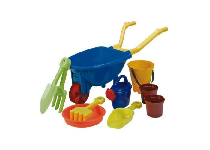 Chad Valley Wheelbarrow Set. by Chad Valley - 1