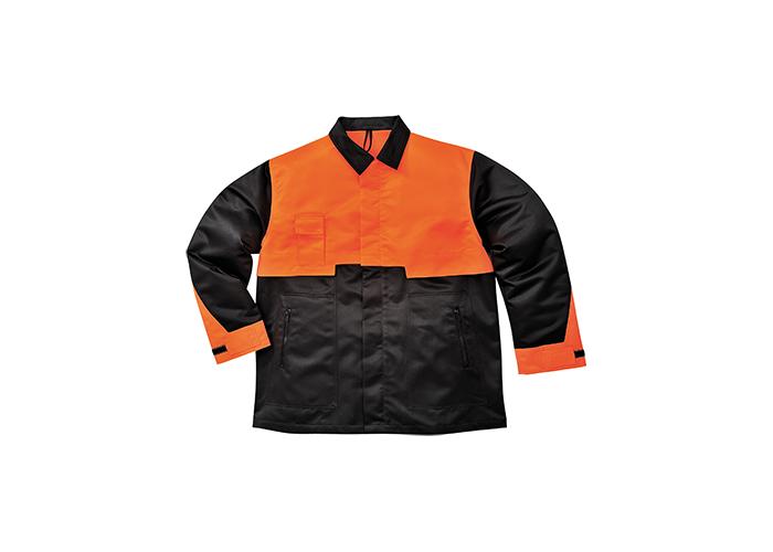 Chainsaw Jacket  Black  XXL  R - 1