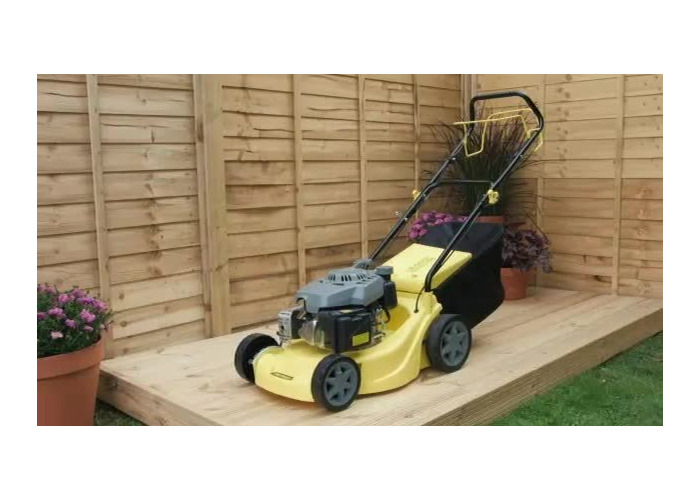 Challenge 40cm Self Propelled Petrol Mower - 129cc - 2
