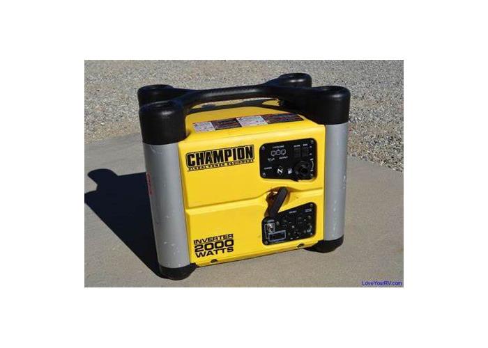 Champion 2000 Invertor - 1