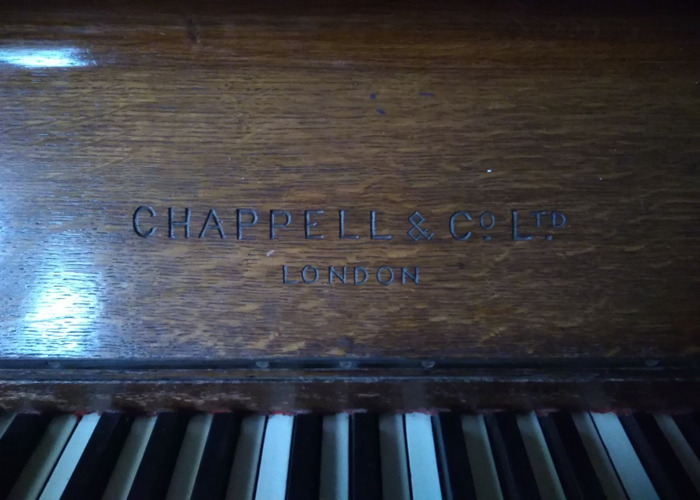 Chappell and Co Piano - £10 a day hire. Own Transport Needed - 2