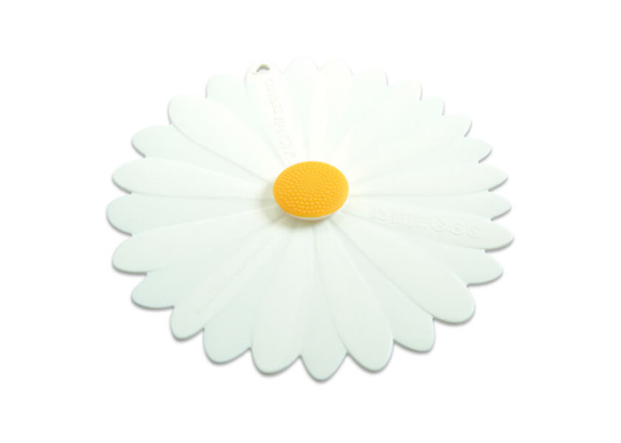 Charles Viancin Daisy Lid White 23cm - 1