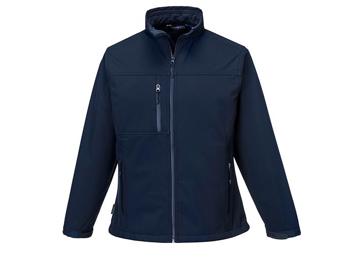 Charlotte Softshell Jacket  Navy  XL  R - 1