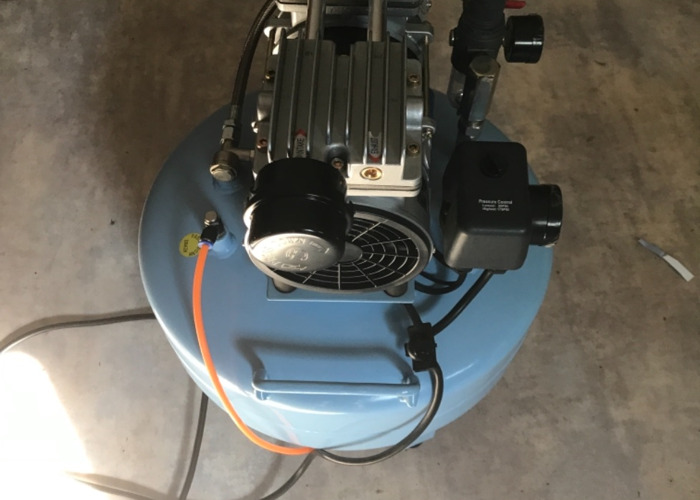 Charnwood Pro-Air Oiless Compressor - 2