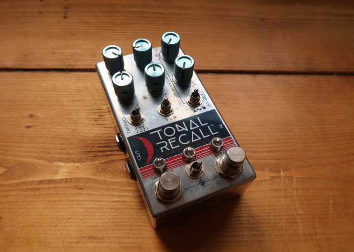 Chase Bliss Audio Tonal Recall Analog Delay Pedal - 1