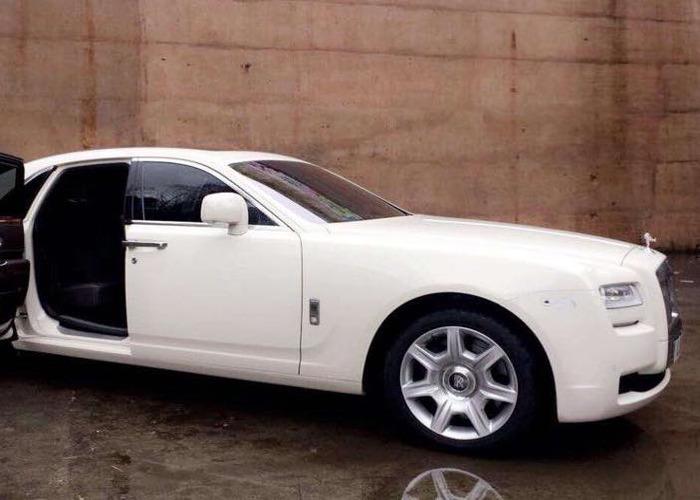 Chauffeured Rolls Royce Ghost - 2