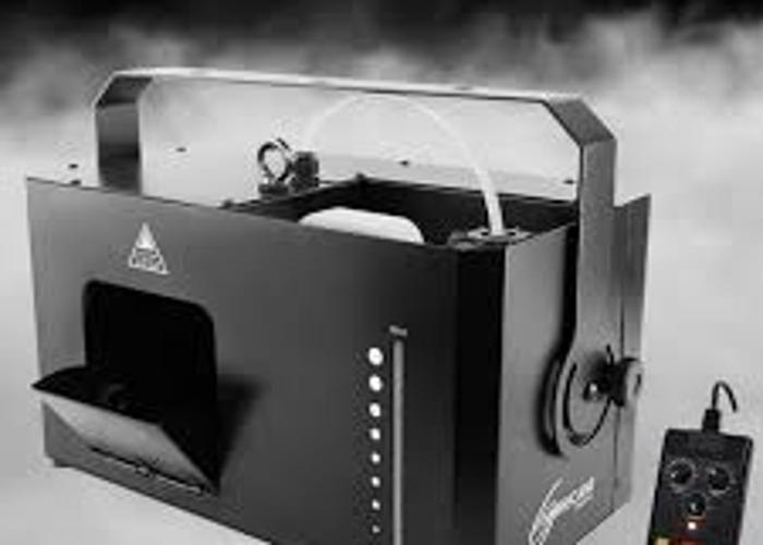 Chauvet Hurricane Haze 4d (Haze Machine) - 1