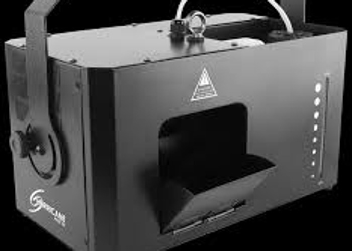 Chauvet Hurricane Haze 4D Hazer - smoke machine, Liquid incl - 1