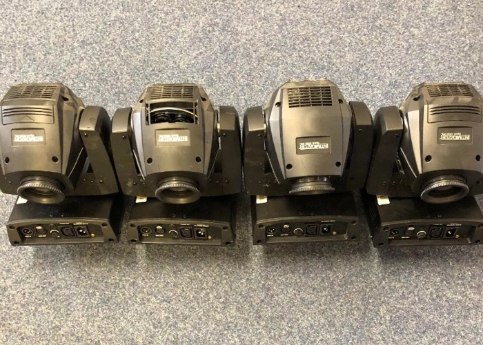 Chauvet Intimidator Spot 255 (4 Available) - 2