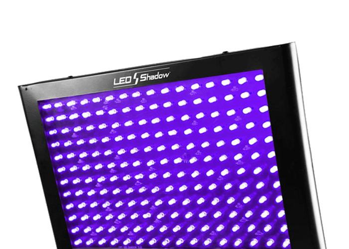 Chauvet UV LED Shadow + Eqionox UV Cannon - 2