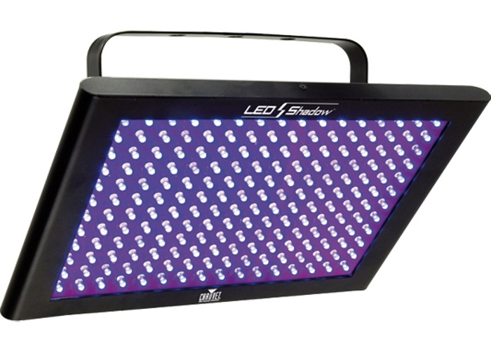Chauvet UV LED Shadow + Eqionox UV Cannon - 1