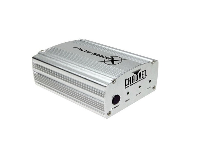 Chauvet Xpress 512 PLUS DMX USB Light Controller - 1