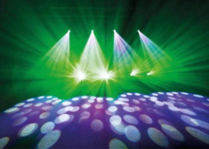 Chavet Moving Light - 2