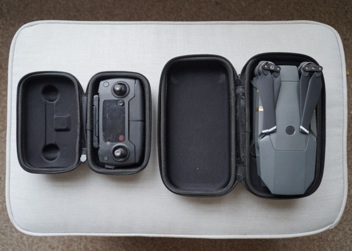 🦅 DJI Mavic Pro with carry case & ND filters - 1