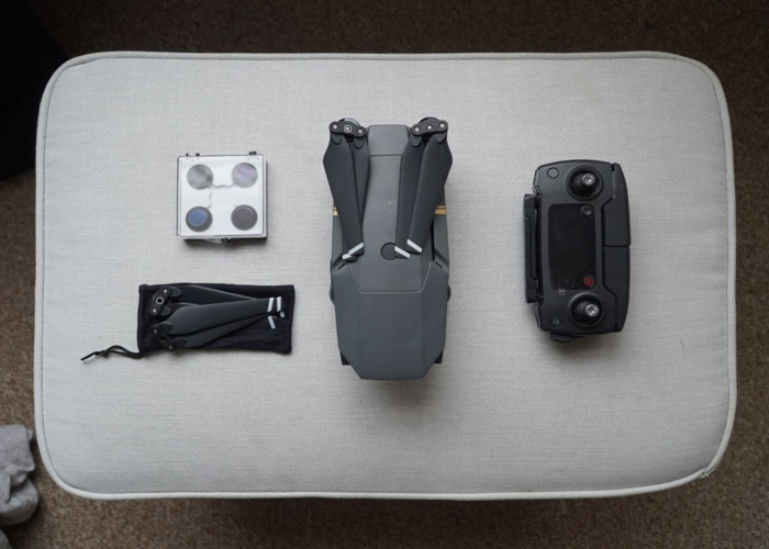 🦅 DJI Mavic Pro with carry case & ND filters - 2